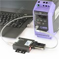 Photo of and link to RS485 to USB Programming Lead for PC to Invertek Optidrive E2 Drives - OD-485AD-IN