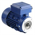 Photo of and link to Marelli - 230V Single Phase Motor 0.18kW (1/4HP) Cap Run 4P 63F Face