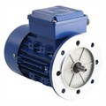 Photo of and link to Marelli - 230V Single Phase Motor 0.18kW (0.25HP) Cap Run 2P 63F Flange