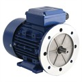 Photo of and link to Marelli - 230V Single Phase Motor 0.18kW (1/4HP) Cap Start 4P 63F Foot/Flange