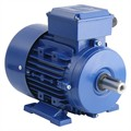 Photo of and link to Marelli - 230V Single Phase Motor 0.18kW (0.25HP) Cap Start 2P 63F B3 Foot