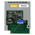 Photo of and link to Parker SSD Drives 6055-ENET-00 - Ethernet Comms Card for 690PC-K and 590P