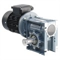 Photo of and link to Pujol LACM - AC Gear Motor, Right Angle, 21RPM, 0.37kW (0.5HP), 230V/400V Three Phase