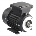 Photo of and link to TEC - 230V Single Phase Motor 0.12kW (0.16HP) Cap Run 2P 56F Foot/Face Mount