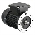 Photo of and link to TEC - 230V Single Phase Motor 0.09kW (0.12HP) Cap Run 2P 56F Flange