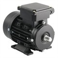 Photo of and link to TEC Electric - 0.37kW (0.5HP) 4 Pole AC Induction Motor 3ph 230V/400V B3 Foot Mount - 71M4B
