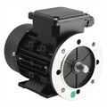 Photo of and link to TEC - 230V Single Phase Motor 0.09kW (0.12HP) Cap Run 2P 56F Foot/Flange