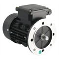 Photo of and link to TEC - 230V Single Phase Motor 0.18kW (0.25HP) Cap Run 2P 63F Flange