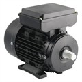 Photo of and link to TEC - 230V Single Phase Motor 0.18kW (0.25HP) Cap Run 2P 63F Foot
