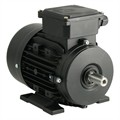 Photo of and link to TEC - 230V Single Phase Motor 0.06kW (0.08HP) Cap Run 4P 56F B3 Foot