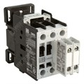 Photo of and link to WEG CWM25 - 25A/45A 11kW/18.5kW 3 Pole Contactor, 1NO+1NC Aux, 110V AC Coil