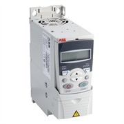 Photo of ABB ACS350 - 0.37kW 230V 1ph to 3ph - AC Inverter Drive Speed Controller with Keypad