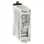 Photo of ABB ACS55 0.37kW 115V 1ph to 230V 3ph AC Inverter Drive, Unfiltered