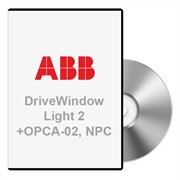 Photo of ABB DriveWindow Light 2 - Programming Software and cable for ACS800 Standard application + NPCU-01 + OPCA-02