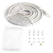 Photo of ABB 3m Cable and IP66 Panel Mounting Kit for ACS-CP and ACH-CP keypads