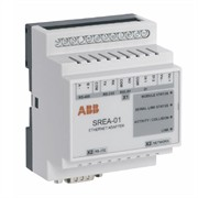 Photo of ABB SREA-01 EtherNet Adapter for ACS and ACH Series Inverters