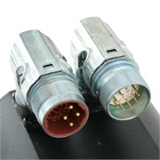 Photo of 20Nm x 4000RPM x 400V AC Servo-Motor and Resolver