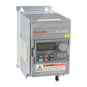 Photo of Bosch Rexroth EFC5610 0.75kW 400V 3ph AC Inverter Drive, HMI, DBr, STO, C3 EMC