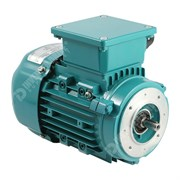 Photo of Brook Crompton Series 10 IE1 0.12kW Three Phase Motor 230V/400V 2P 56 B14