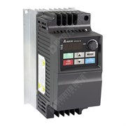 Photo of Delta VFD-EL-W-1 0.75kW 230V 1ph to 3ph Compact IP20 AC Inverter Drive