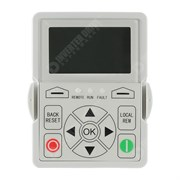 Photo of Eaton Spare LCD Keypad; as supplied with DG1 AC Inverter Drives