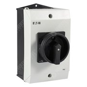 Photo of Eaton 3 Pole 25A 11kW Switch Disconnect EMC Compliant N/O-N/C Contact