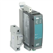 Photo of Eurotherm 7100L - 16A 48-250V 1ph Solid State Contactor, DC Logic Input, Fuse