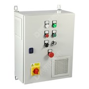 Photo of IDS Easy Start Panel ESP01 0.75kW 400V 3ph Parker AC10 in IP54 Enclosure, C3 EMC Filter