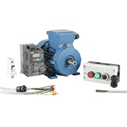 Photo of Siemens Inverter and Universal Motor Kit 0.75KW 230V