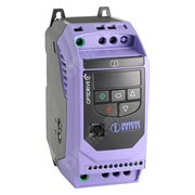 Photo of Invertek Optidrive E2 IP20 0.5HP 115V 1ph to 230V 3ph AC Inverter Drive, Unfiltered