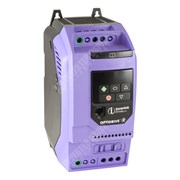 Photo of Invertek Optidrive E3 IP20 1.5kW 230V 1ph to 3ph AC Inverter Drive, DBr, C1 EMC