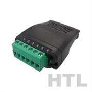 Photo of Invertek HTL Encoder Feedback Card for Optidrive P2 OPT-2-ENCHT-IN