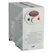 Photo of LS Starvert iC5 - 0.37kW 230V 1ph to 3ph - AC Inverter Drive Speed Controller