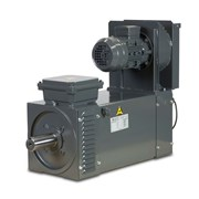 Photo of Vascat - 9.2kW (12HP) x 326RPM AC Vector Motor IP23 B3 - 132 Frame