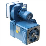 Photo of Magnetic Spa - 7.5kW (10HP) x 600/1733RPM Foot & Flange AC Motor - 132 Frame