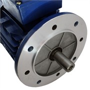 Photo of Marelli - 0.75kW (1HP) 230V/400V 3ph 8 Pole AC Motor for Speed Control - B5 Flange Mounting with Encoder