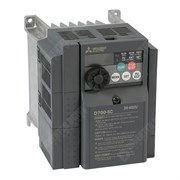Photo of Mitsubishi D700-SC 0.75kW 400V 3ph AC Inverter Drive, DBr, STO, Unfiltered