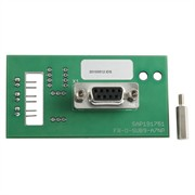 Photo of Mitsubishi FR-D-Sub9-A7NP 9 Pin D Sub for Profibus Communications Card