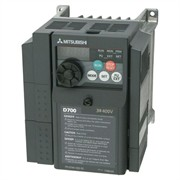 Photo of Mitsubishi D740 - 0.37kW (or 0.25kW) 400V 3ph AC Inverter Drive Speed Controller, Unfiltered