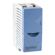 Photo of Nord SK510E 0.25kW 230V 1ph to 230V 3ph AC Inverter Drive, STO, DBr, C1 EMC