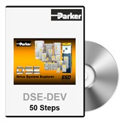 Photo of Parker SSD LINK-DSD-DEV-50 Software Tools PC to Inverter 50 Steps