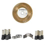 Photo of Parker SSD Parvex Repair Kit for F9M4H AXEM Motor