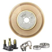 Photo of Spares Kit for Parvex MC23S & MC23AS Motors Incl. Disc, Brushes, Bearings