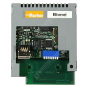 Photo of Parker SSD EtherNet Comms Card for  690 Sizes C to K and 590P - 6055-ENET-00
