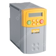 Photo of Parker SSD 650 0.25kW 230V 1ph to 3ph AC Inverter Drive, Local Keypad, C1 EMC