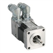 Photo of Parvex NX210 AC Servo Motor - 0.8Nm x 4000RPM at 230V, 0.6Nm x 6000rpm at 400V, Smooth Shaft