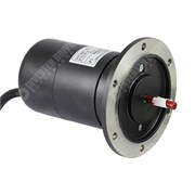 Photo of Radio-Energie REO444N Tacho IP44, Flange, 60V, 7mm Shaft, EG Brushes