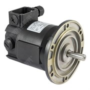 Photo of Radio-Energie REO444NV Tacho IP44, Flange, 60V, 11mm Shaft, CA Brushes