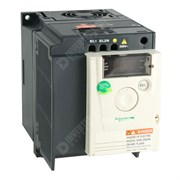 Photo of Schneider ATV12 IP20 2.2kW 230V 1ph to 3ph AC Inverter Drive, C1 EMC