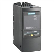 Photo of Siemens Micromaster 440 0.12kW 230V 1ph to 3ph AC Inverter Drive Speed Controller, Unfiltered